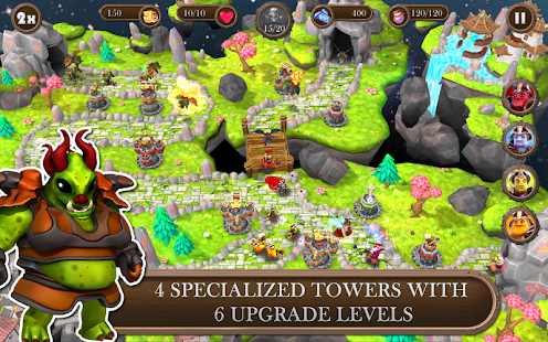 Brave Guardians Screenshot 33
