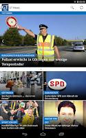 Screenshot of GT News