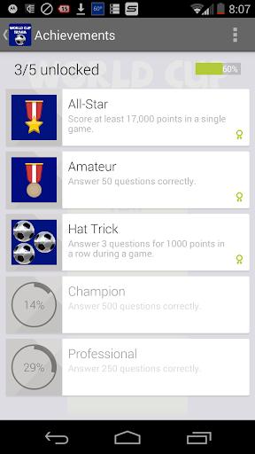 World Cup Trivia 益智 App-愛順發玩APP