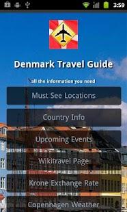 Denmark Travel Guide- screenshot thumbnail