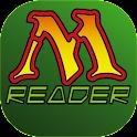 MTG Reader logo