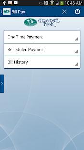 Chesapeake Bank Mobile Banking - screenshot thumbnail