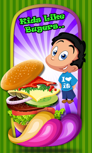 Burger Maker - Cooking Game - screenshot thumbnail