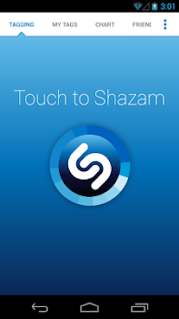 Shazam Encore - screenshot