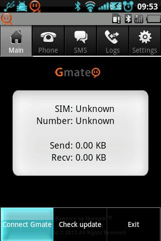 Skyroam Gmate - screenshot