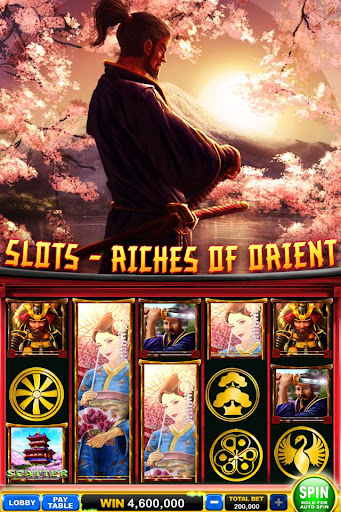 Slots - Riches of Orient