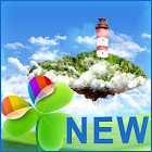 Sky World - GO Launcher Theme icon