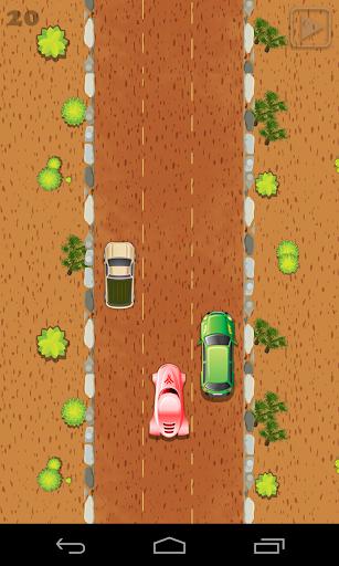 Car Racing Desert Game