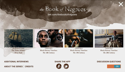 The Book of Negroes app (apk) free download for Android/PC/Windows screenshot