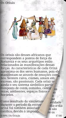 Oxalá - screenshot