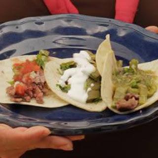 Angelica's Carne Asada Tacos