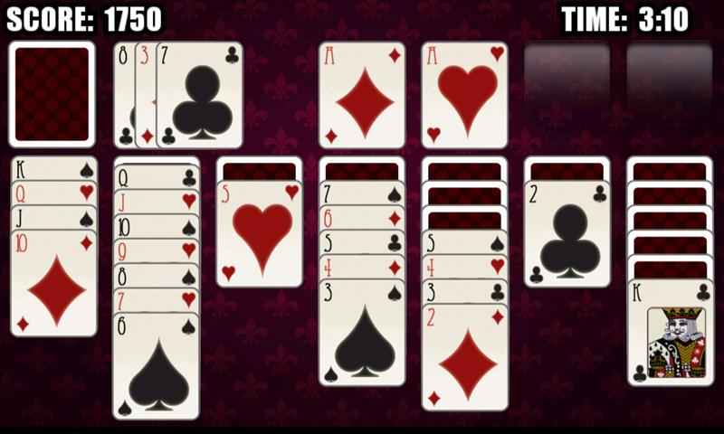 Solitaire Ultra - screenshot