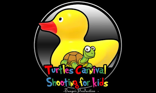 Turtles carnival shooting