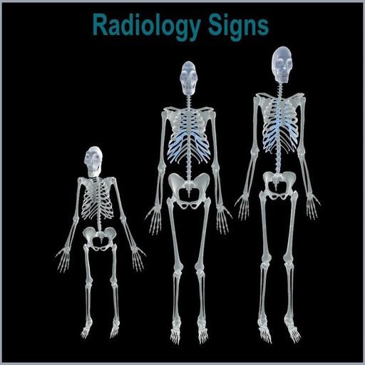 Radiology Signs LOGO-APP點子