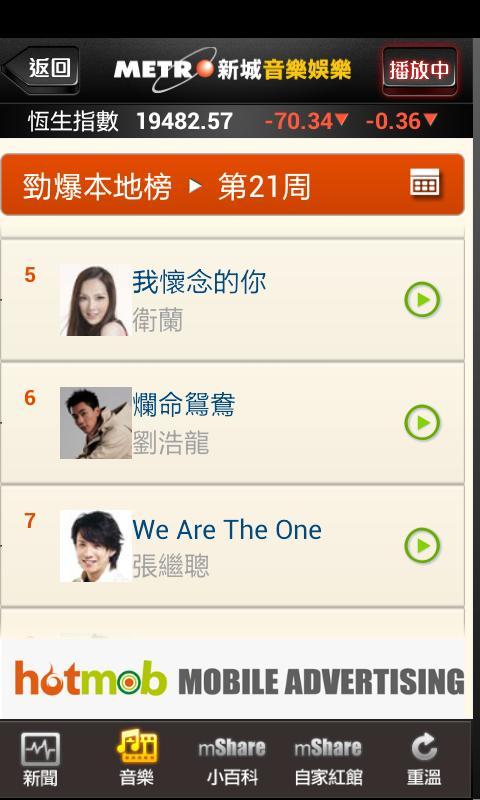 新城音樂娛樂- screenshot