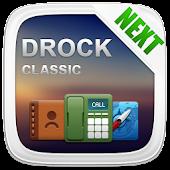 Drock Next Launcher 3D Theme
