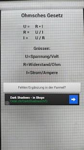 Elektrotechnik Formelsammlung - screenshot thumbnail