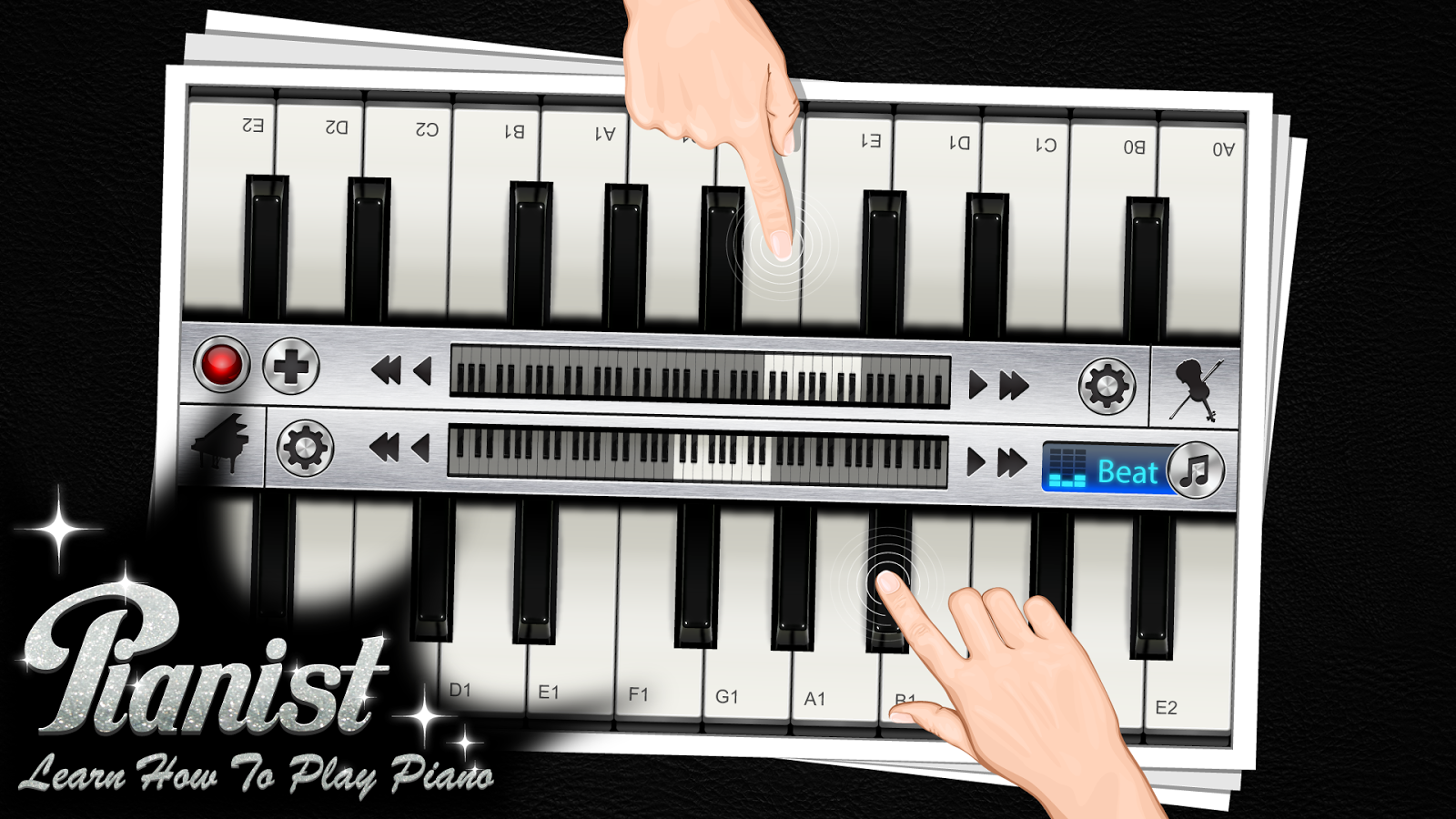 Piano Teacher - screenshot