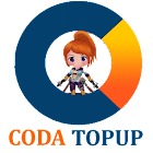Coda Topup Mobile - Topup Voucher Game