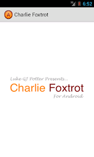 Charlie Foxtrot - screenshot thumbnail