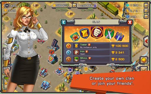 Iron Desert - Fire Storm 5.6 screenshots 23