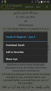 Quran Pro - screenshot thumbnail