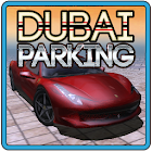 Dubai parking icon