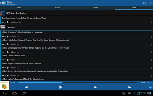 DoggCatcher Podcast Player Screenshot 31