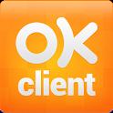 OK Client logo