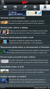 Gielda WP.PL- screenshot thumbnail
