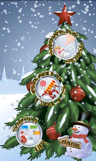 Santa's Arcade Games