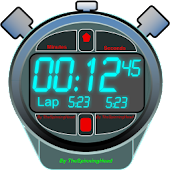 UltraChron Stopwatch Lite