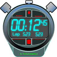 UltraChron Stopwatch Lite 1.98