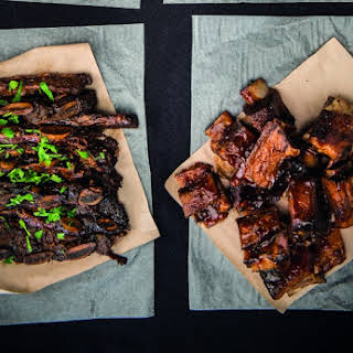 Sticky Cola Short Ribs.
