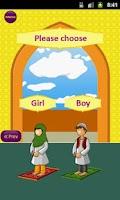 Screenshot of Simple Salah