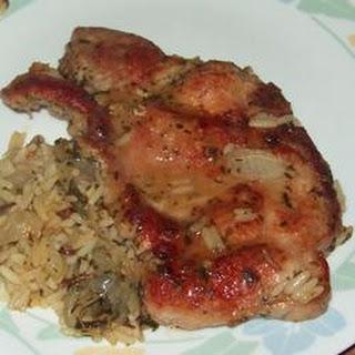 Consomme Pork Chops