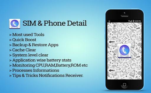 SIM & Phone Details PRO AdFree v4.0.5