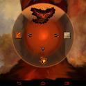 Tema Rebirth GO Locker icon
