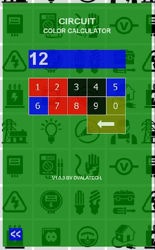 Circuit Color Calculator