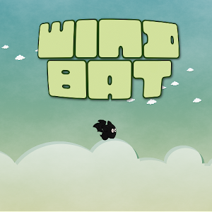 Wind Bat. Play whistling
