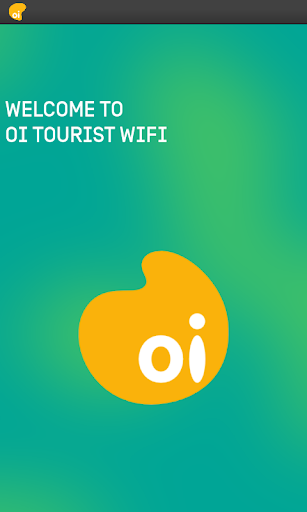 Oi Tourist WiFi