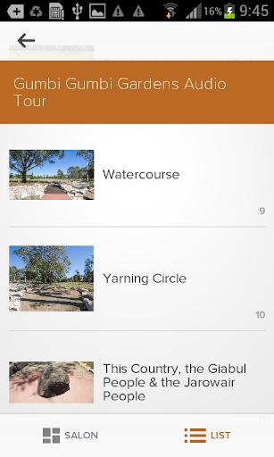 【免費教育App】Gumbi Gumbi Gardens Audio Tour-APP點子