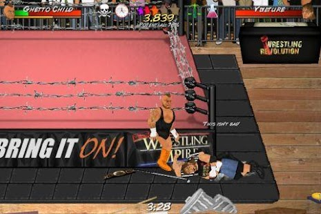 Booking Revolution (Wrestling)- screenshot thumbnail
