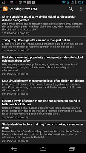 Smoking Quit Smoking News