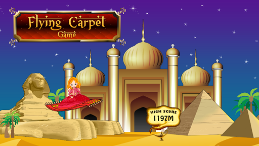 Sofia Flying Carpet Game