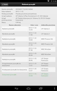 PP tracker - náhled