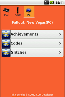 Fallout All Series Cheats - screenshot thumbnail
