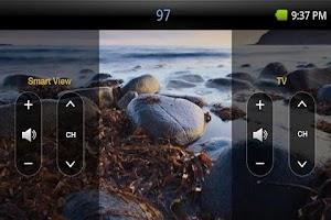 Screenshot of Samsung Smart View 1.0