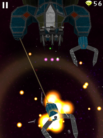 Screenshots for VLAD Space Shooter