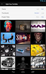 Creative Portfolio - screenshot thumbnail